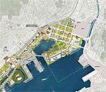 북항 2단계 개발콘셉트 국제공모전, 상지건축사무소 컨소시엄 작품 당선
