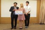 여성 엔지니어 캡스톤 대회, 경성대 엄정온 학생팀 대상