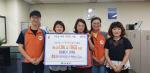 한국전력공사 북부산지사, 취약계층을 위한 선풍기 전달