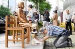 """20년째 한국 찾는 일본 시민단체 """"일본 침략역사 반성합니다"""""""