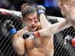 강펀치 한 방에 UFC 마동현 와르르…미국 선수에 TKO패