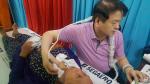 고신대복음병원, 베트남서 '해외의료나눔' 300명 갑상선 검사 및 수술 2건 진행