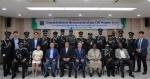신라대 나이지리아 경찰간부 대상 치안역량 강화 연수 성료