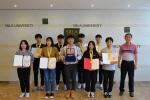 신라대 학생발명동아리, 국내 및 국제발명대회 대거 입상