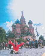 진세연X규현 모스크바 첫 설계자 '러시아에서 빛난 미모'