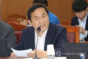 """""""불법 선거자금"""" 엄용수 의원 2심도 의원직 상실형"""