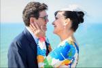 """이다도시 """"결혼했어요"""" 노르망디 결혼식 사진 공개"""