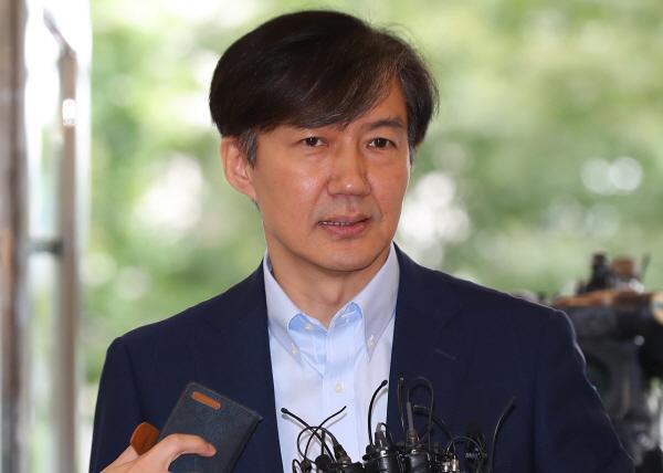 """""""조국 청문회"""" 벼르는 野…사노맹·사모펀드·위장전입 중점"""