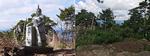 산꼭대기 깜쪽같이 사라진 1.5t 석상 미스터리