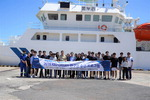 온누리호와 함께 1박2일 대한해협 탐방