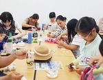 다문화 가족 '보냉가방·텀블러 만들기' 행사