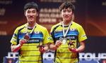 탁구 이상수·정영식 조, ITTF 불가리아오픈 금메달