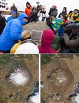 700년 된 빙하 소멸…시민들 장례식 치뤄