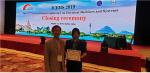 경성대 기계메카트로닉스공학부 안진우 교수, IEEE ICEMS 2019 학술대회 우수 논문상 수상