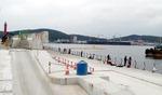 낚시꾼 안전에 뻥 뚫린 감천항 동방파제
