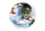 4월 發 북미 토네이도, 해수면 온도로 예측한다