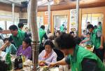 강동동 새마을지도자협의회,'어르신 건강기원, 사랑의 점심나눔 행사' 개최