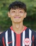 '축구 유망주' 17세 서종민, 독일 프랑크푸르트 계약 임박
