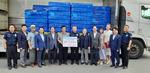 부산교도소 교정협의회, 부산교도소 방문·생수 기증