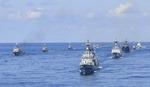 軍, 예년 전력 2배 독도방어훈련 돌입…대일 무력 시위