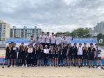 한국해양대팀, 전국조정대회 은4·동1
