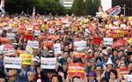 한국당 대규모 장외투쟁…'조국 사퇴'에 화력 집중