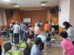 부산가톨릭대, 치매노인 인지활동 프로그램 '장터한마당' 개최