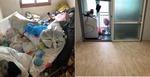 [사회복지관 지역맞춤 사업] 집안 가득 6t 쓰레기 치워주니 집주인도 '방긋'