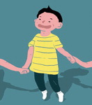 해피-업 희망 프로젝트 <37> 아동수용시설에서 살고 있는 성준이