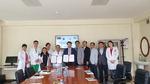 고신대복음병원, 몽골 국립제3병원 방문·양해각서 체결