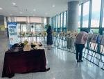 기장군민대학, '수강생 미니 전시회'로 평생학습 소통 中