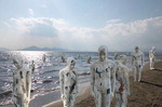 예술로 환경 파괴 경고…관객 참여 확 늘린 바다미술제