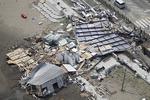 사람도 날아갔다, 일본 태풍 피해 속출