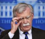 """미국 '매파' 볼턴 백악관 국가안보보좌관 경질…""""북한에 좋은 메시지"""""""