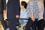 박근혜, 수감 900일 만에 외출…석달가량 입원