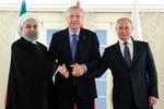 러시아·이란·터키 정상, 시리아 사태 종식 논의