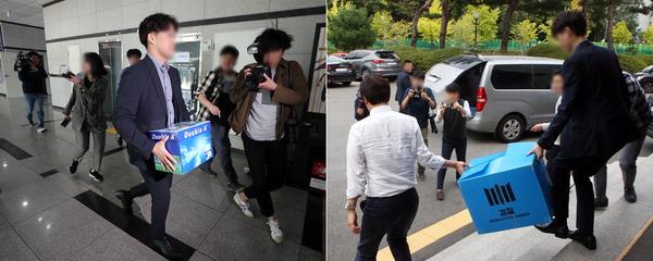 문 대통령 출국 하루 만에…검찰 '조국 끝장수사' 승부수