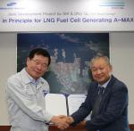 삼성重 세계최초 연료전지 원유운반선 개발