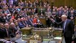다시 열린 영국 의회, 고성·막말 난장판