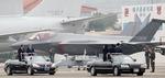 국군의날 '강한 국방' 강조한 문재인 대통령…스텔스 전투기 F-35A 첫 공개