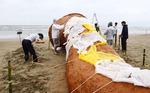 최대 200㎜ 폭우…바다미술제·남강유등축제 등 행사 차질