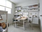 [행복한 공간 똑똑한 가구] 책 읽고 대화도 나누고…우리 집 서재, 홈 카페처럼 꾸미기
