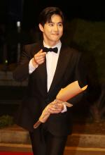 엑소 수호 '자신감 있는 하트' (2019 부산국제영화제 - BIFF)