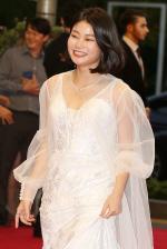 정하담 '순백의 드레스 자태' (2019 부산국제영화제 레드카펫)
