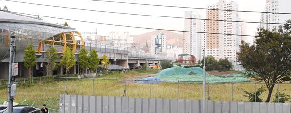 동래 옛 연탄공장 부지서 중금속 검출…도시 숲 조성 차질
