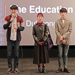 "[BIFF 현장] ""장애인 돌봄 활동하며 느낀 점 영화에 담아"""