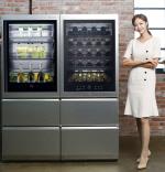 LG시그니처 와인셀러, 상냉장 냉장고 국내 출시