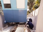 툭하면 멈추는 동구 산복도로 경사형 승강기