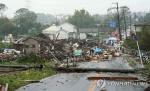 '하기비스' 일본 강타, 21명 사망·행불… 후쿠시마에도 441mm 비 쏟아져