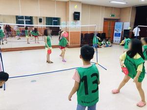 [사회복지관 지역맞춤 사업] 아이들 '스포츠 공동체' 소통과 팀워크 배워요